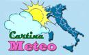 cartina meteo nel Cilento